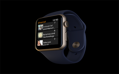 SMAC Cloud Watch for iOS