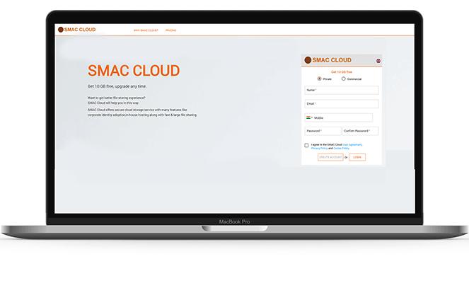 SMACCloud Web